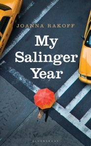 My Salinger Year Cover