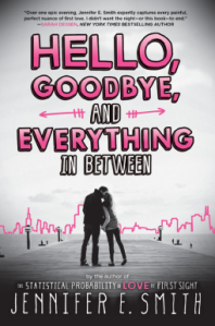 Hello Goodbye and Everything In Between