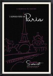 I Loved You in Paris Poetry